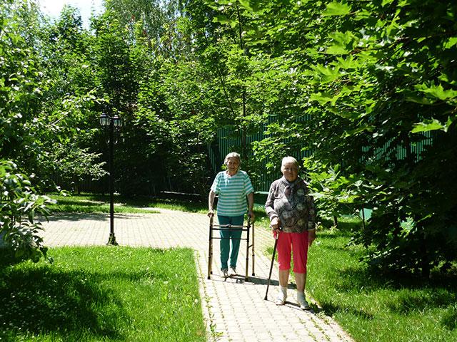 пансионат для пожилых людей барвиха